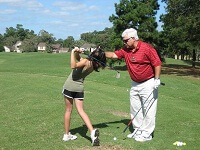 Less Expensive Golf Coach