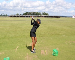 Posture of Upper Body During Golf Swing