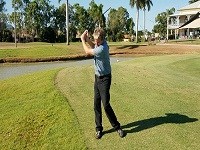 Golf Swing Consistency