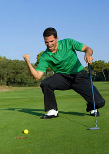 Timing Improver will cut strokes off your golf score